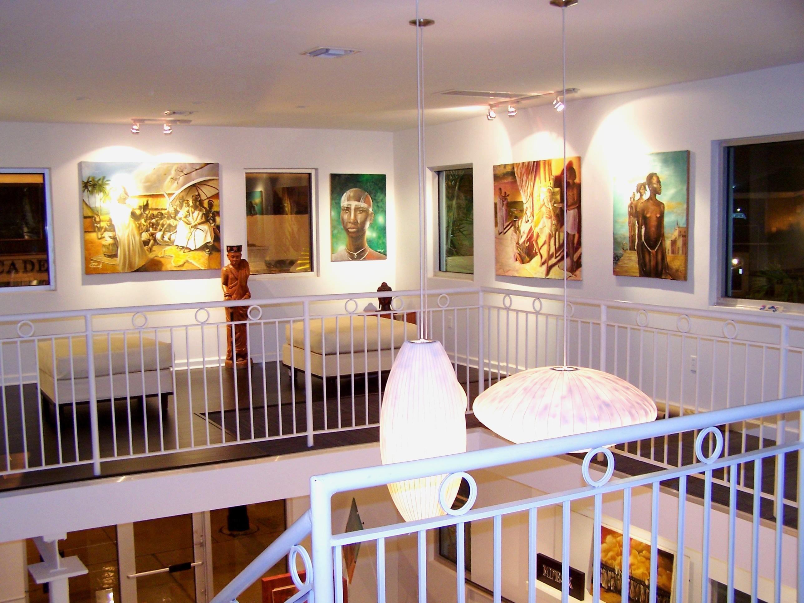 gallery 1er etage