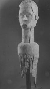 Statue of Igbo ancestor