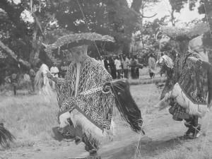 Danses d'Afrique de Michel HUET - Edition du Chêne