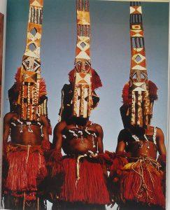 Danses d'Afrique - édition du chêne
